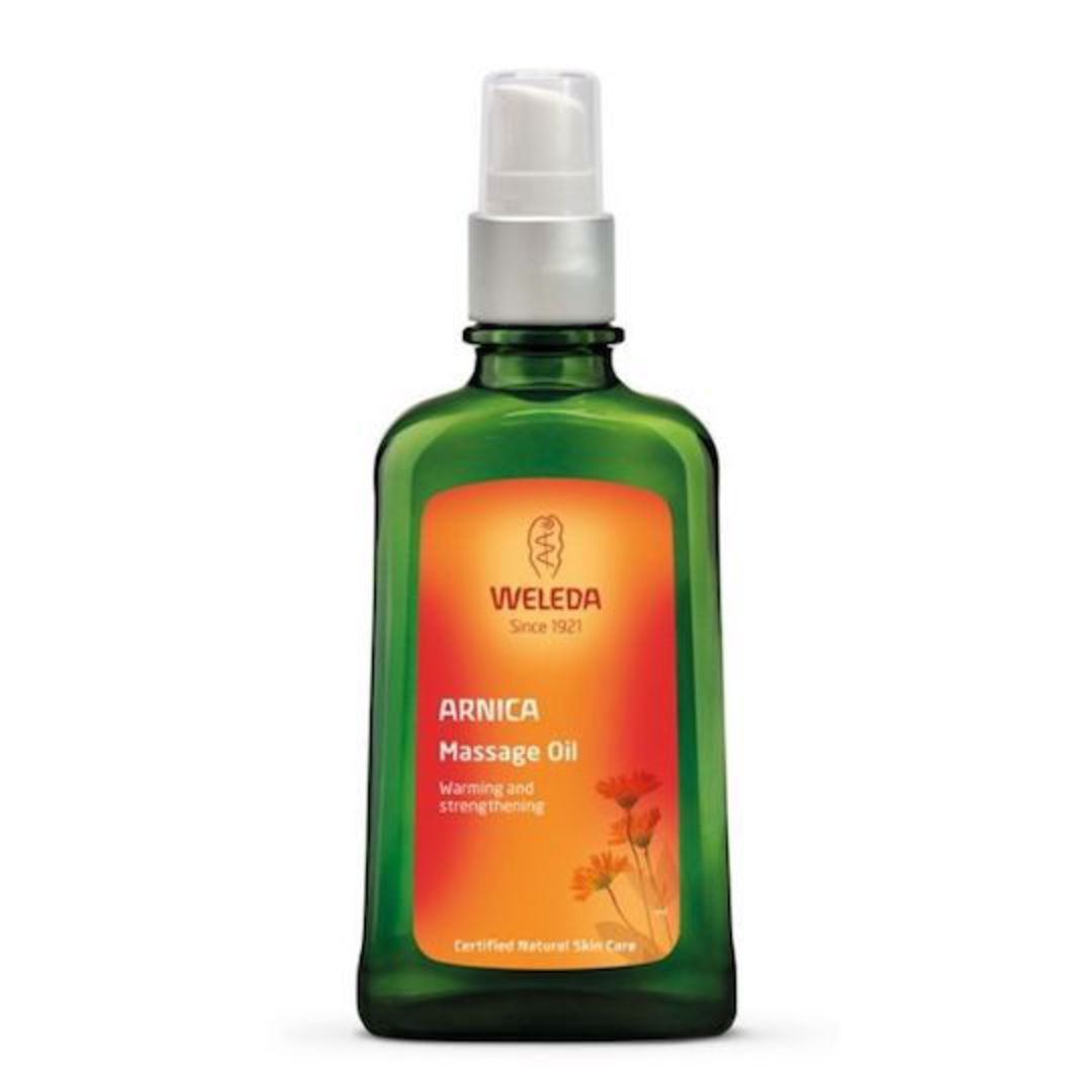 Weleda Arnica Massage Oil, 100ml image 0