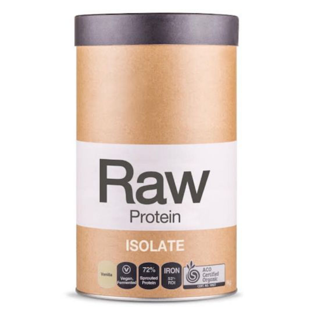 Amazonia Raw Protein Isolate, 1kg (3 flavours) image 1