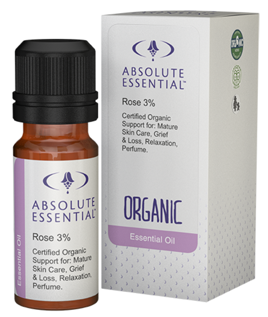 Absolute Essential Rose 3% in Jojoba (Organic), 10ml image 0