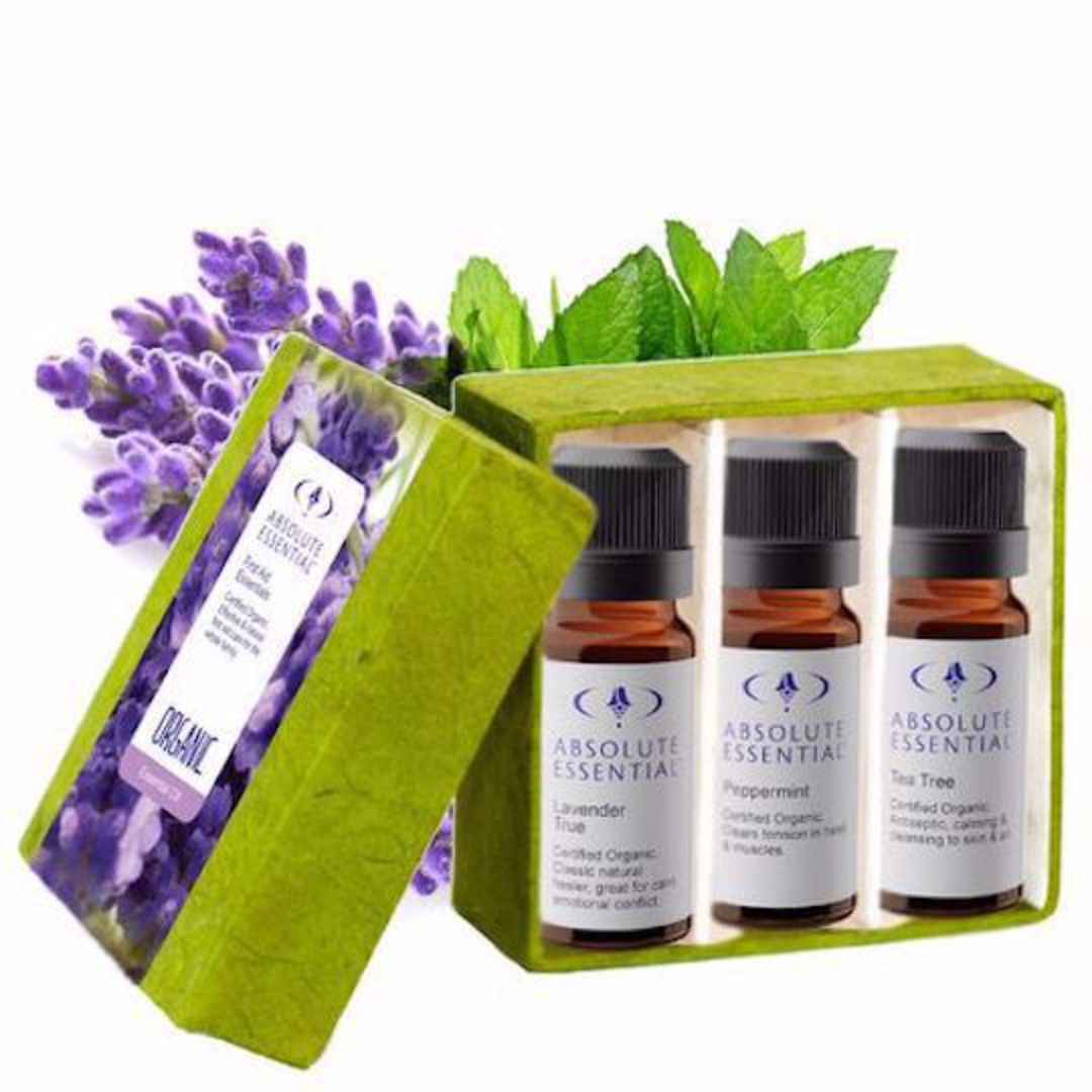 Absolute Essential First Aid Essentials (Organic) image 1