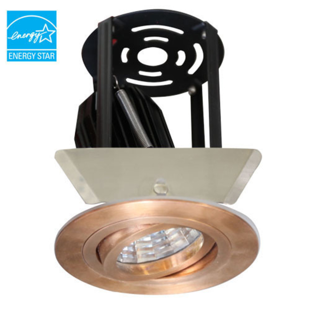 Halcyon R644 Tilting Exterior LED Soffit Light image 0