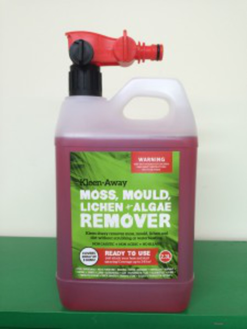 Moss and Mould Killer image 0