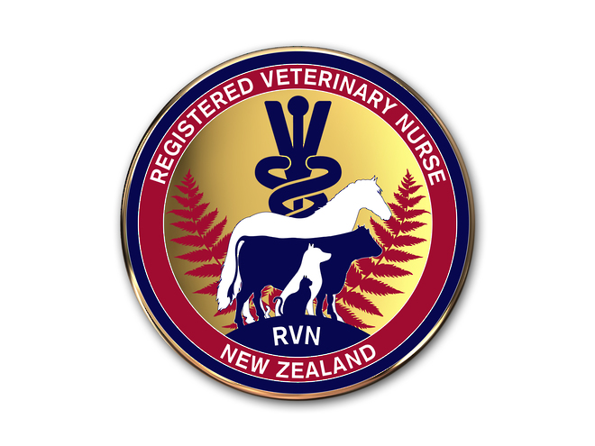 Registered Veterinary Nurse qualification badge image 0