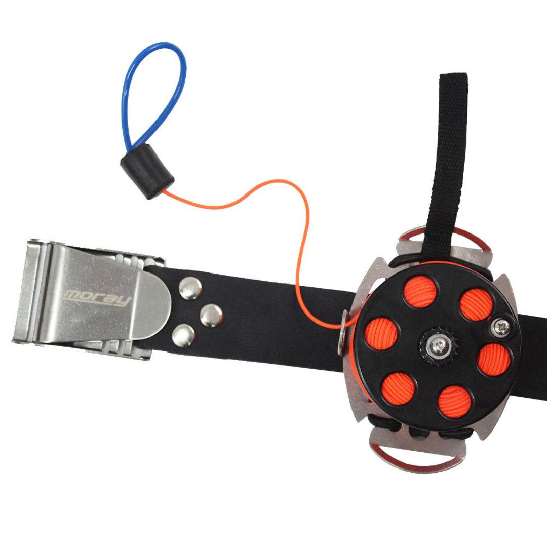 Freedivers Belt Reel with Line image 2