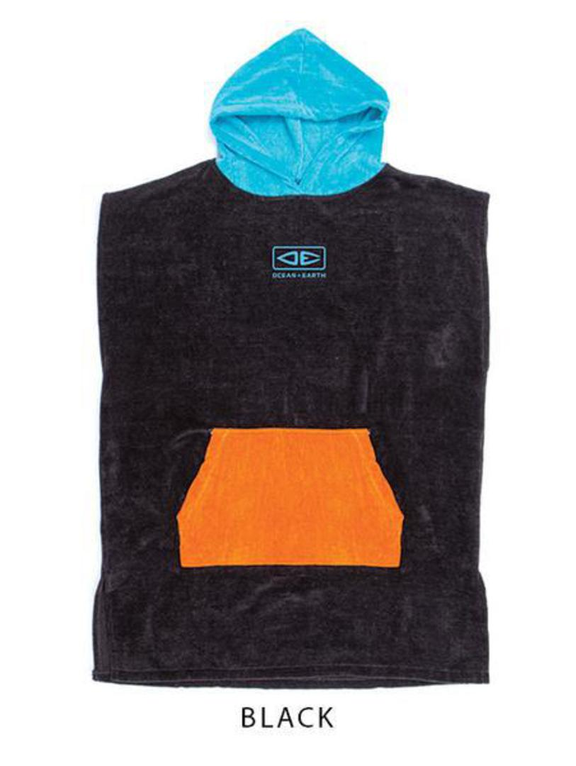 Poncho Ocean & Earth Youth image 0