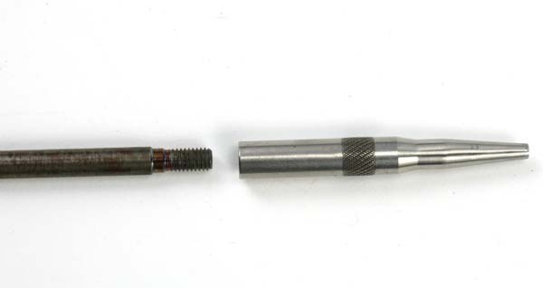 Riffe Threaded Shafts 3/8 image 1