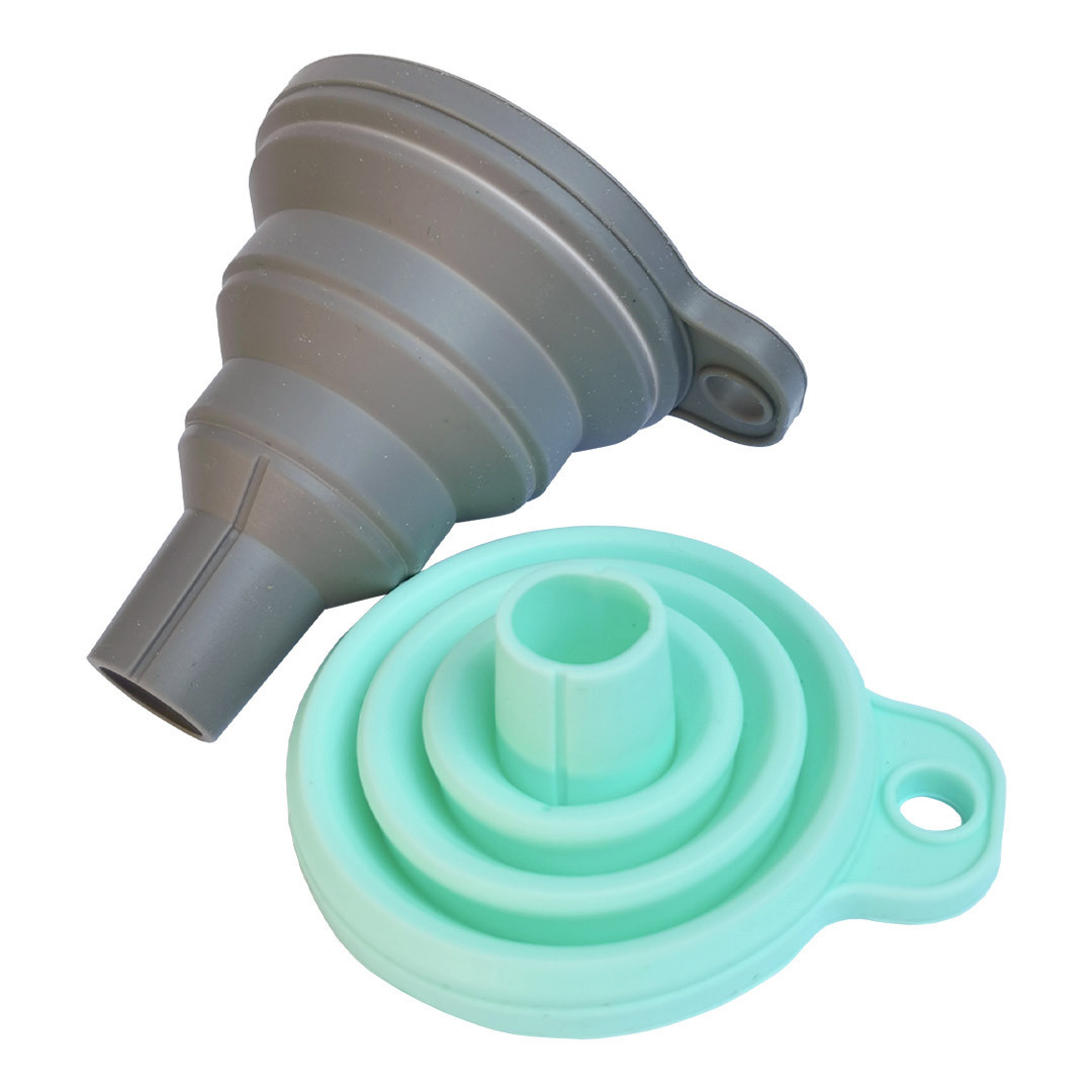 Octacle Collapsible Funnel image 0