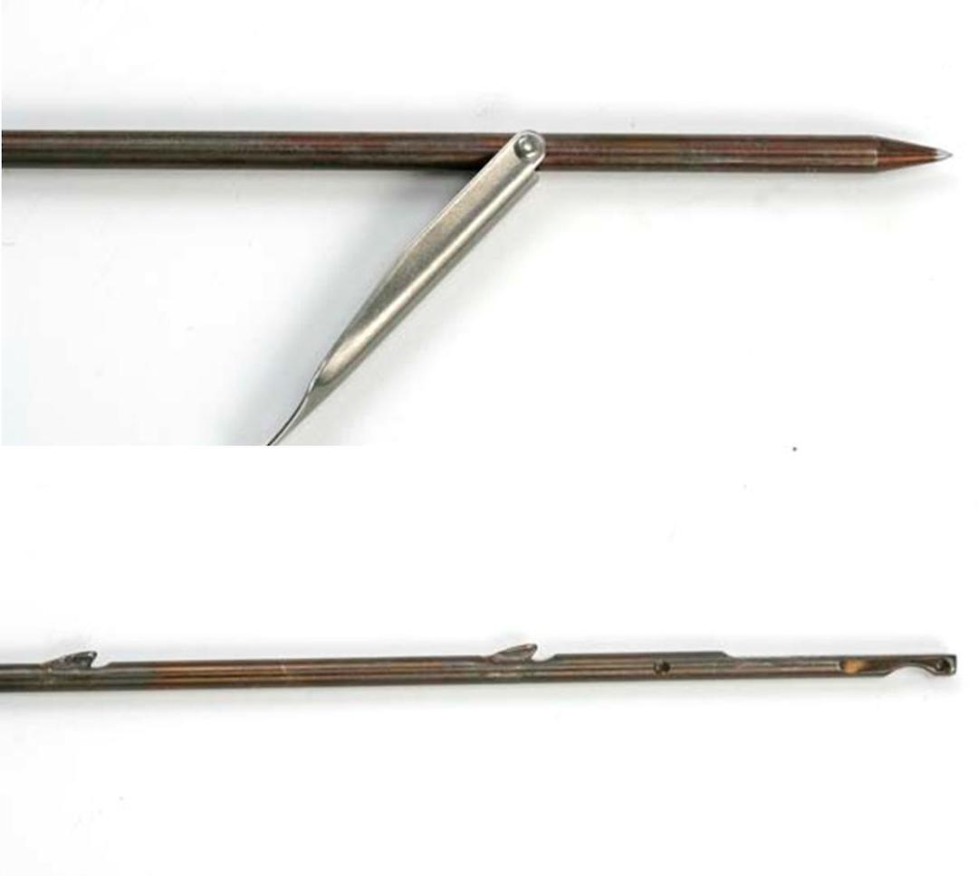 Riffe Euro Flopper Shafts 8.0mm image 1