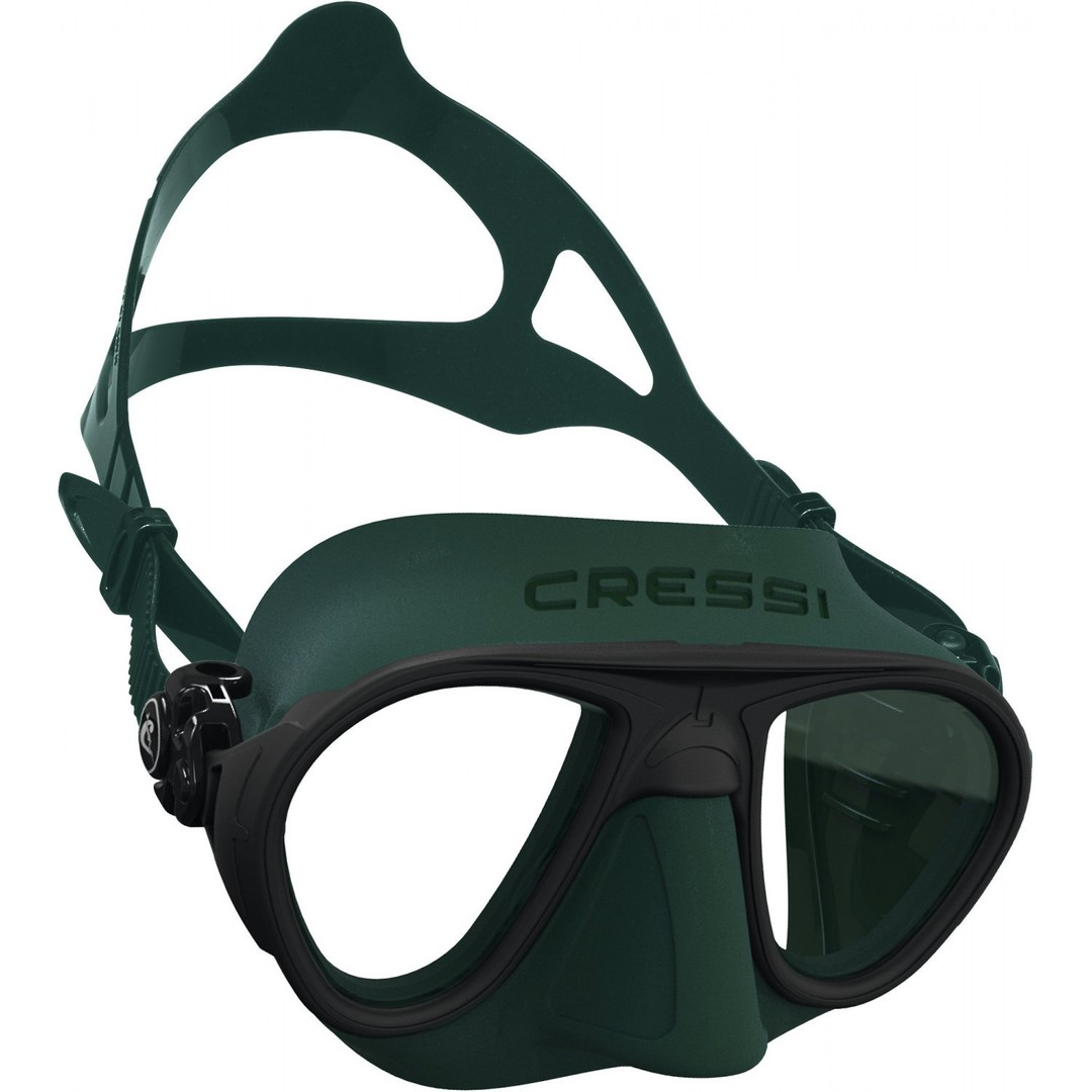 Cressi Calibro Mask Green image 0