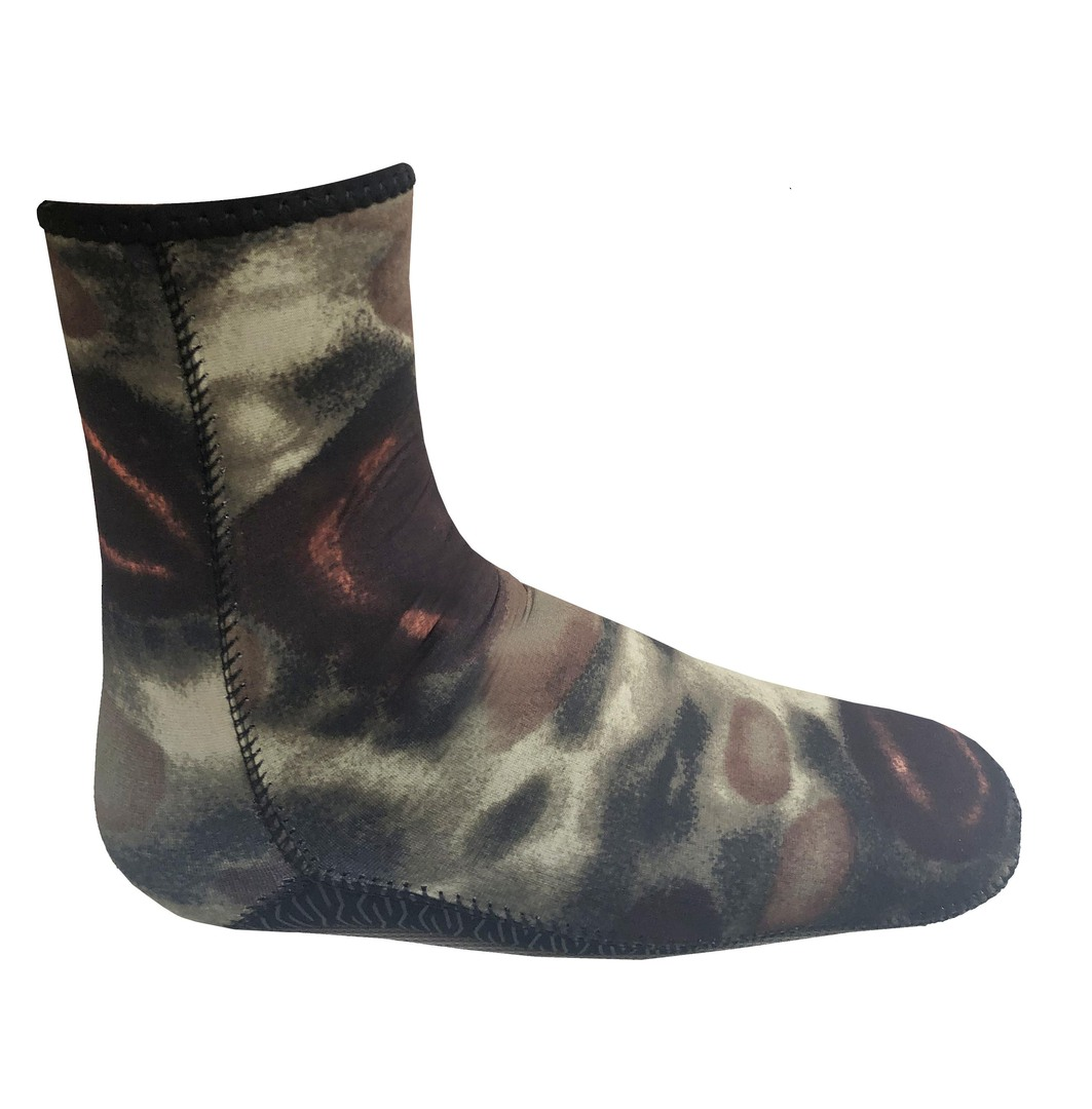 Camo Sock 3mm image 1