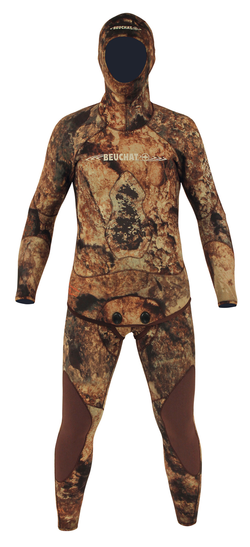 Beuchat Rocksea Camo Competition 5mm Wetsuit image 0