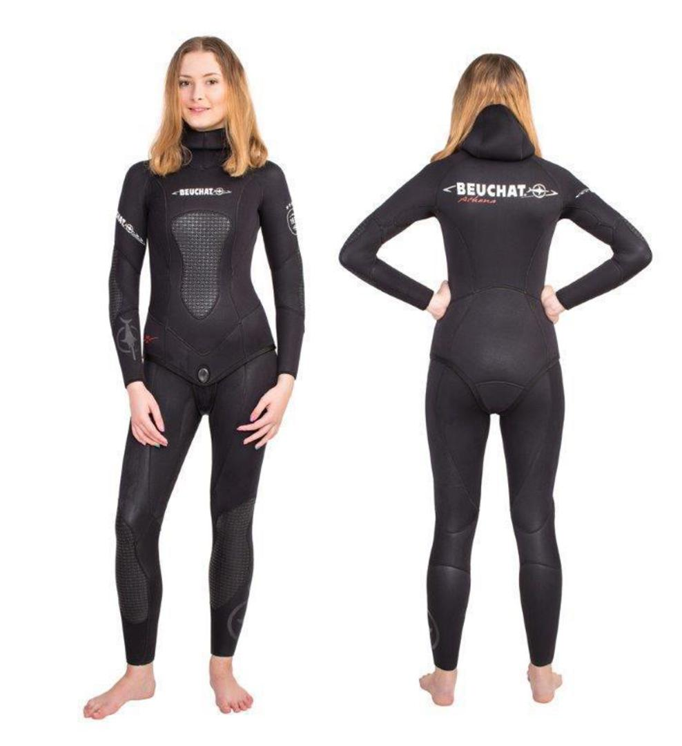 Beuchat Athena Ladies Spearfishing Wetsuit 5mm image 0