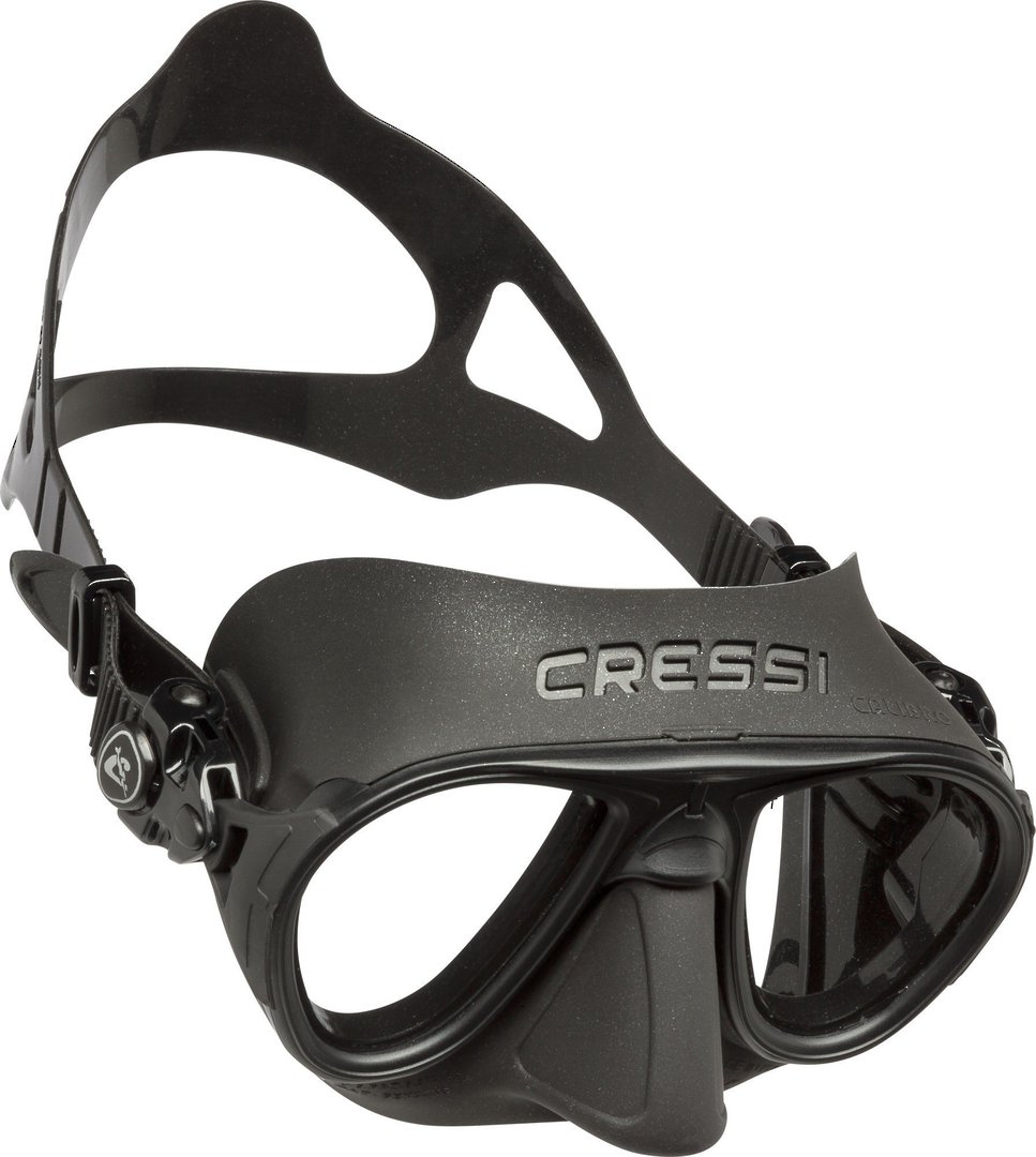 Cressi Calibro Mask Black image 0