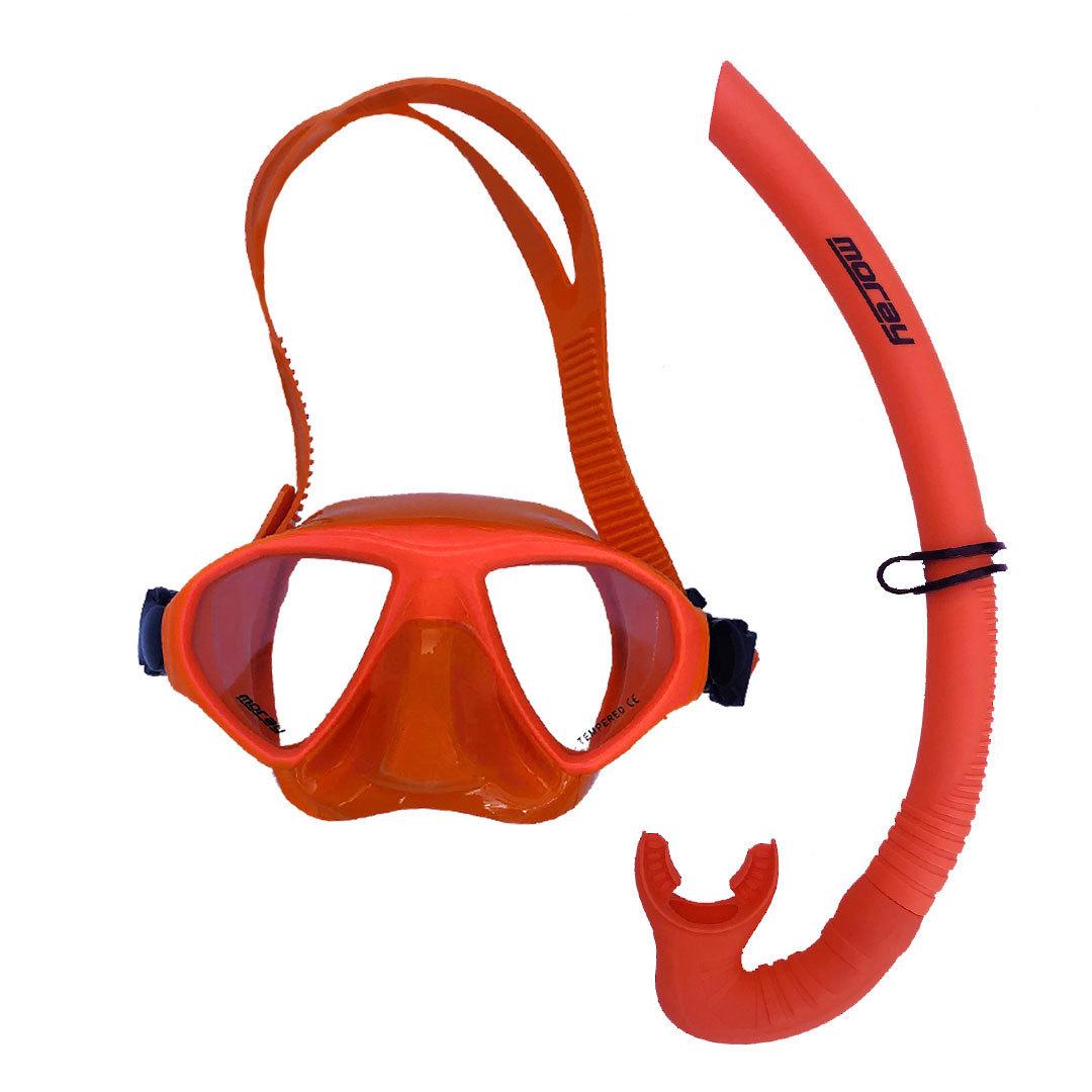 Moray Mask & Snorkel Combo image 5
