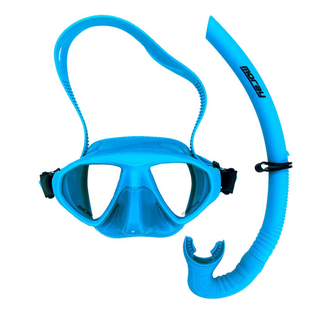 Moray Mask & Snorkel Combo image 1