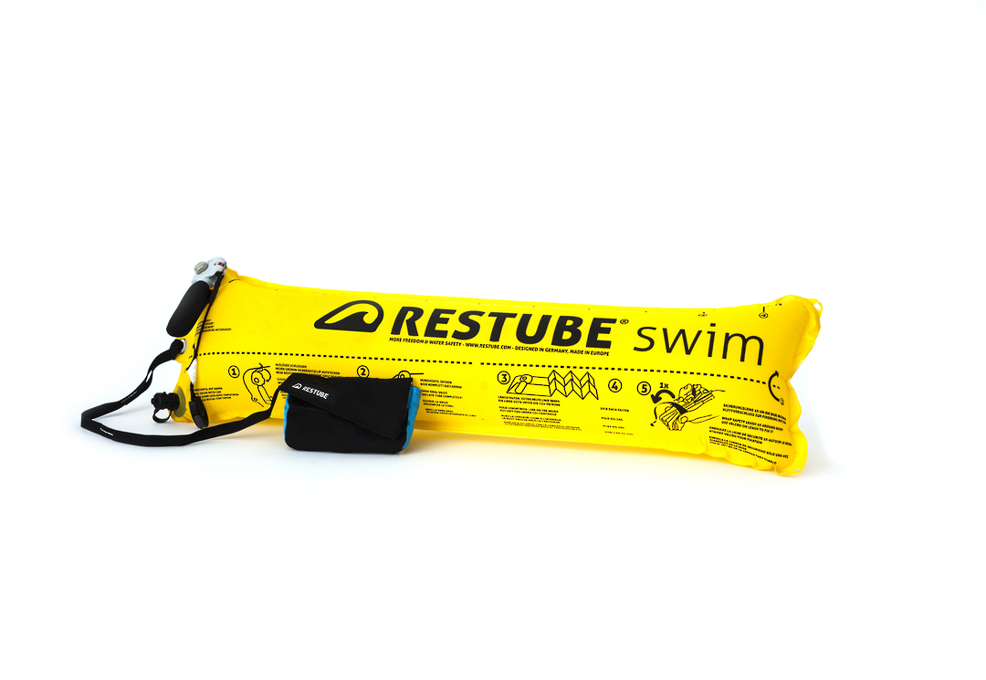 Restube Swim inflatable buoy image 1