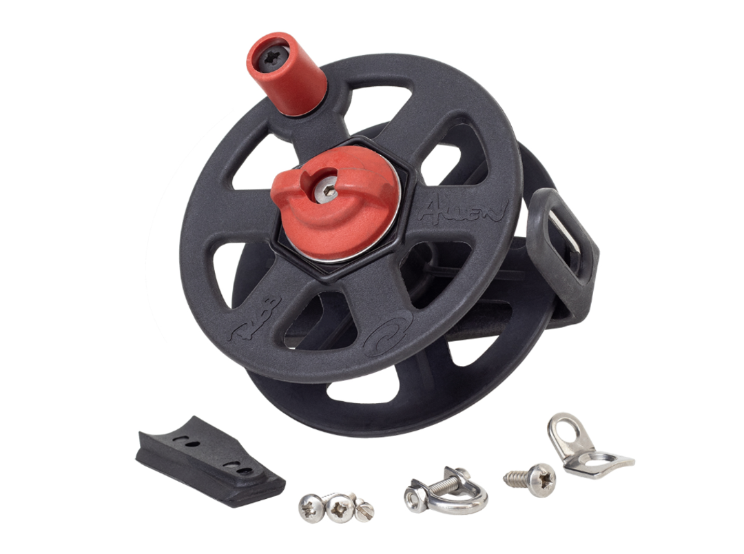 Rob Allen Vecta Reel Low Profile 40m (OUT OF STOCK) image 0