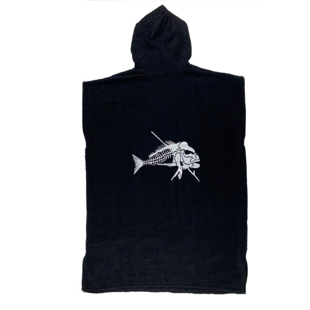 Ocean Hunter Hooded Poncho - Large image 6