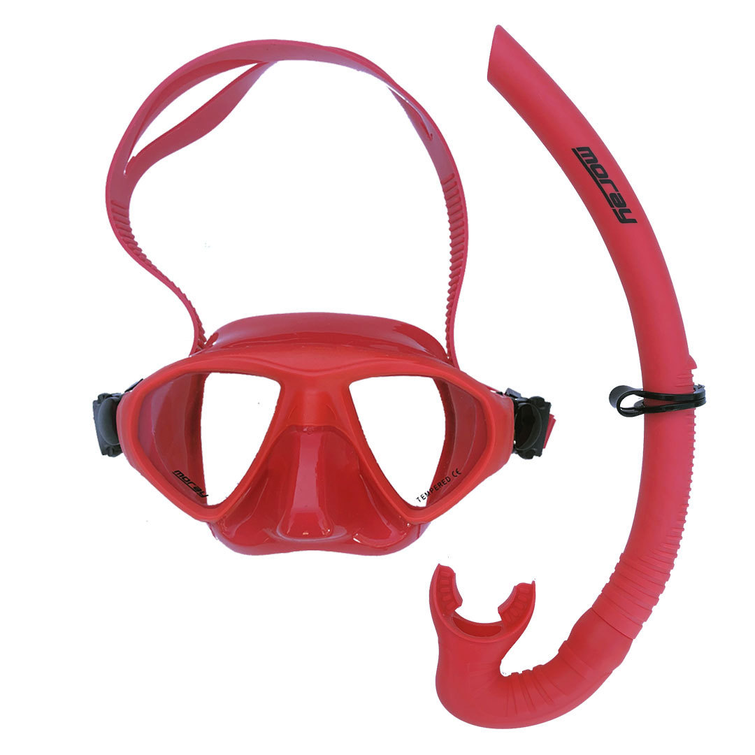 Moray Mask & Snorkel Combo image 4