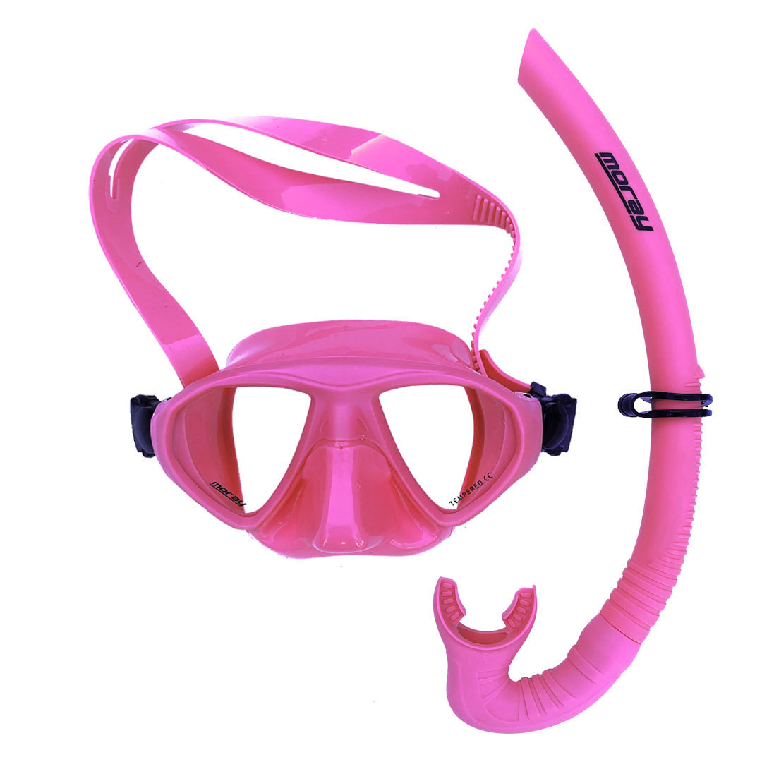 Moray Mask & Snorkel Combo image 3