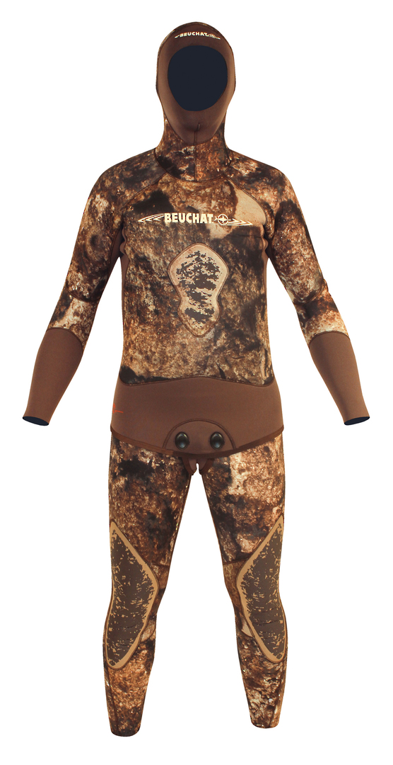 Beuchat Rocksea Camo Entry 5mm Wetsuit image 0