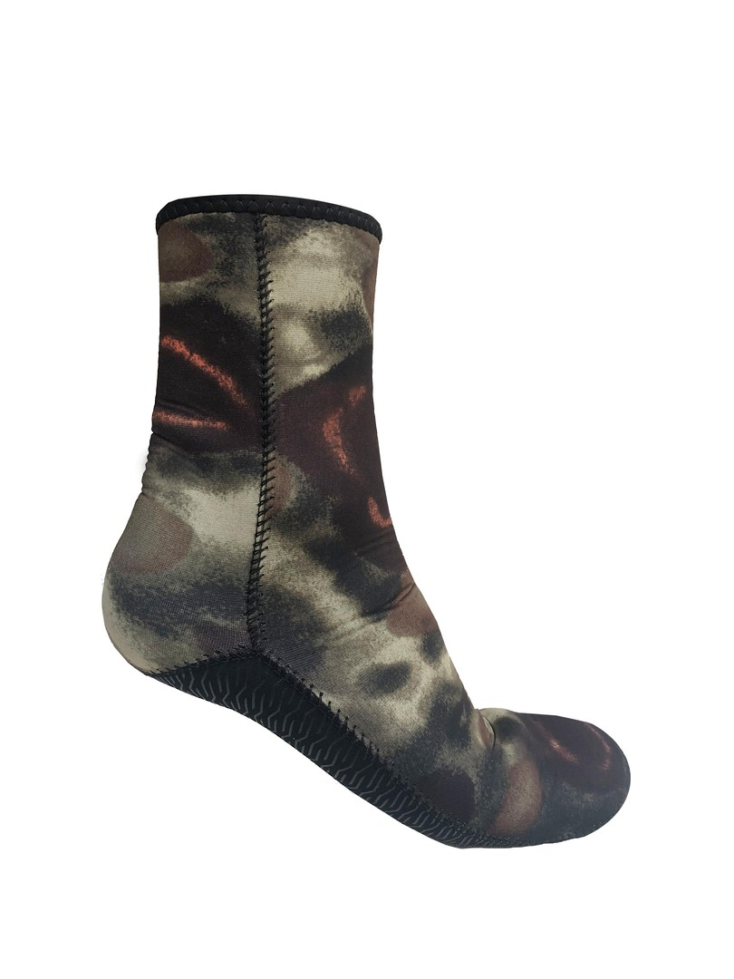 Camo Sock 3mm image 0
