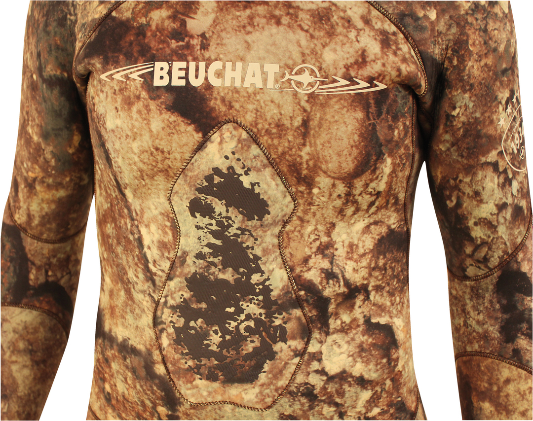Beuchat Rocksea Camo Competition 5mm Wetsuit image 5