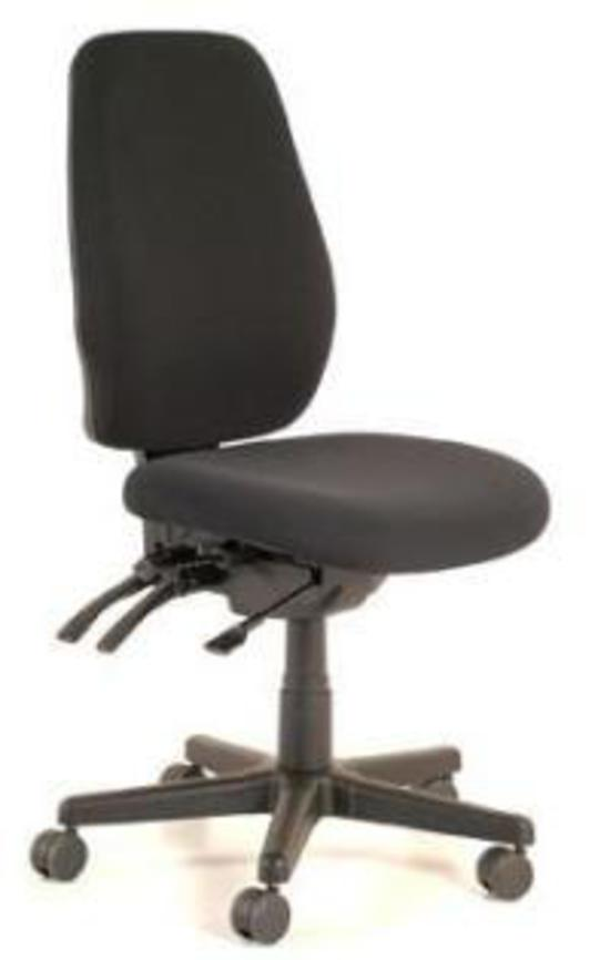 Buro Aura Ergo+ HB Chair Black