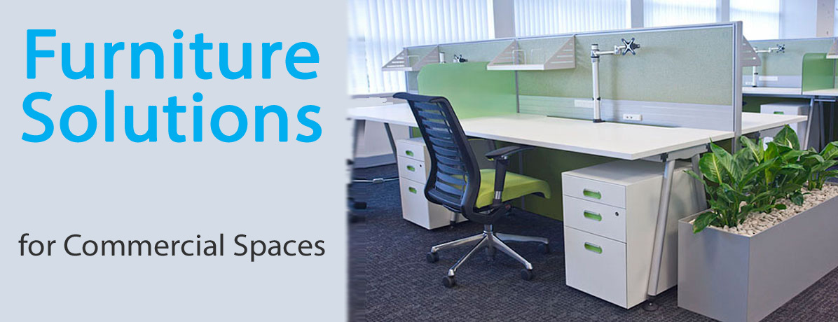 Commerical Office Furniture for commerical spaces
