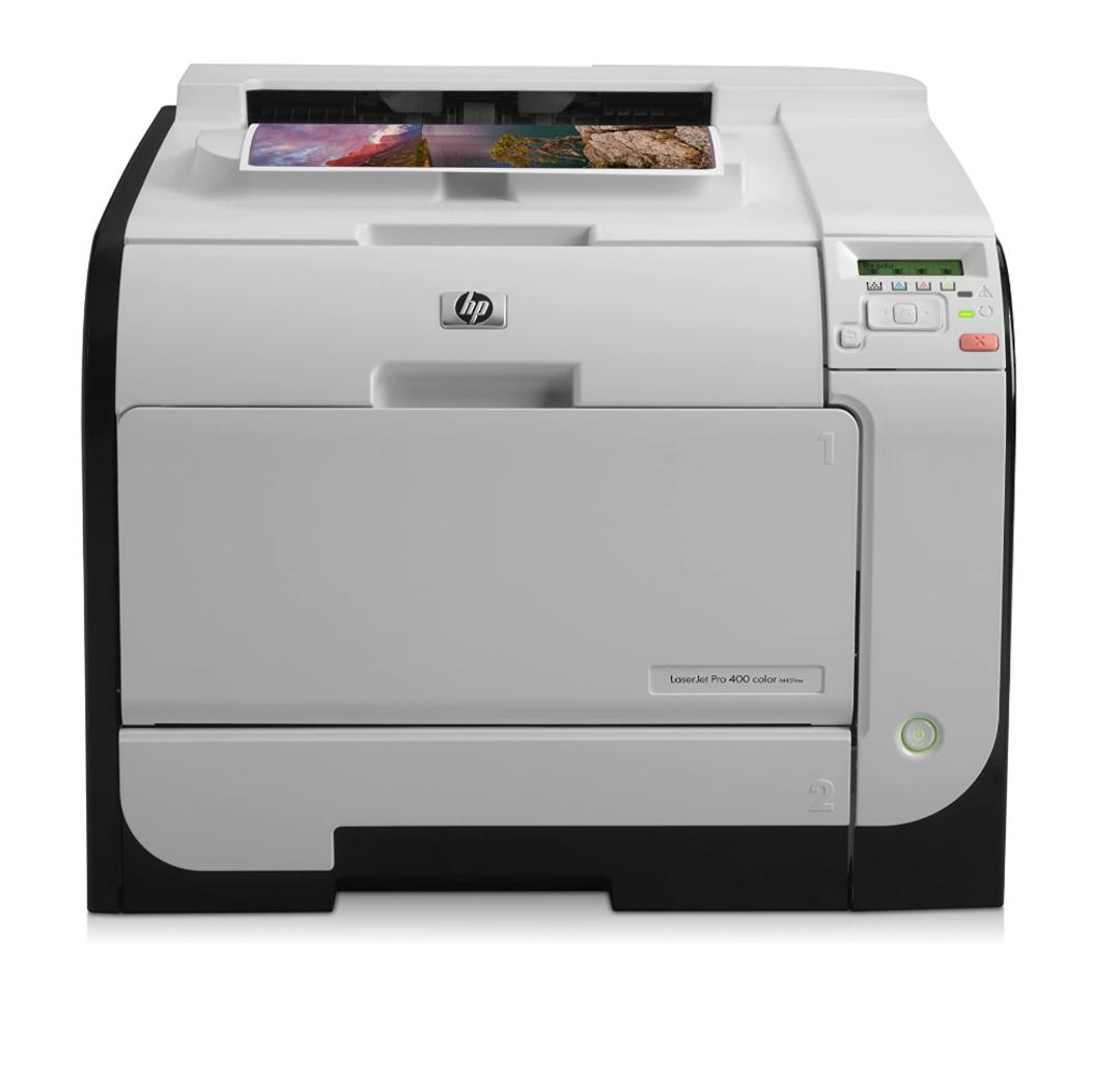 HP LaserJet 400 Colour Printer image 0