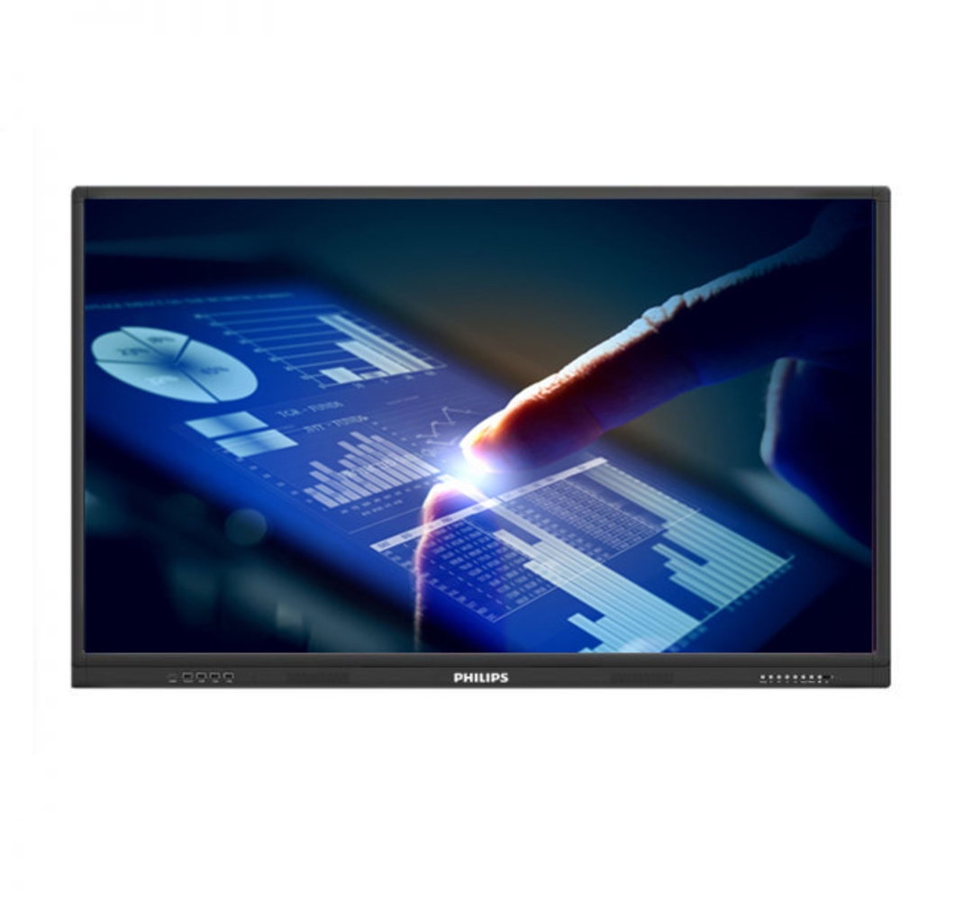 """52"""" Touch screen LCD with optional mini PC image 0"""