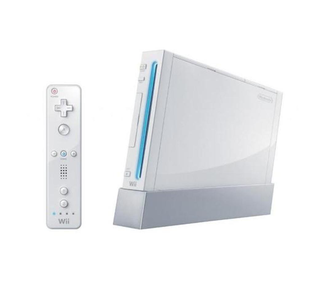 Nintendo Wii image 0