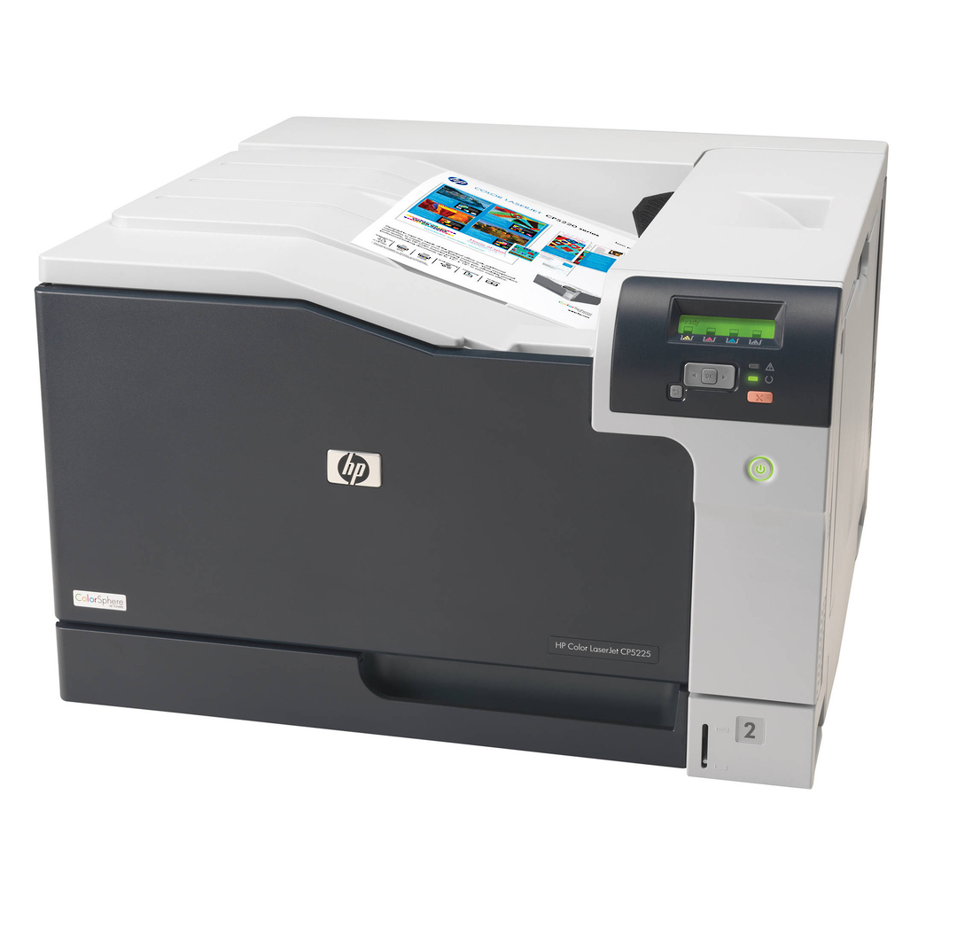 HP LaserJet Pro CP5225 A3 Colour Printer image 0