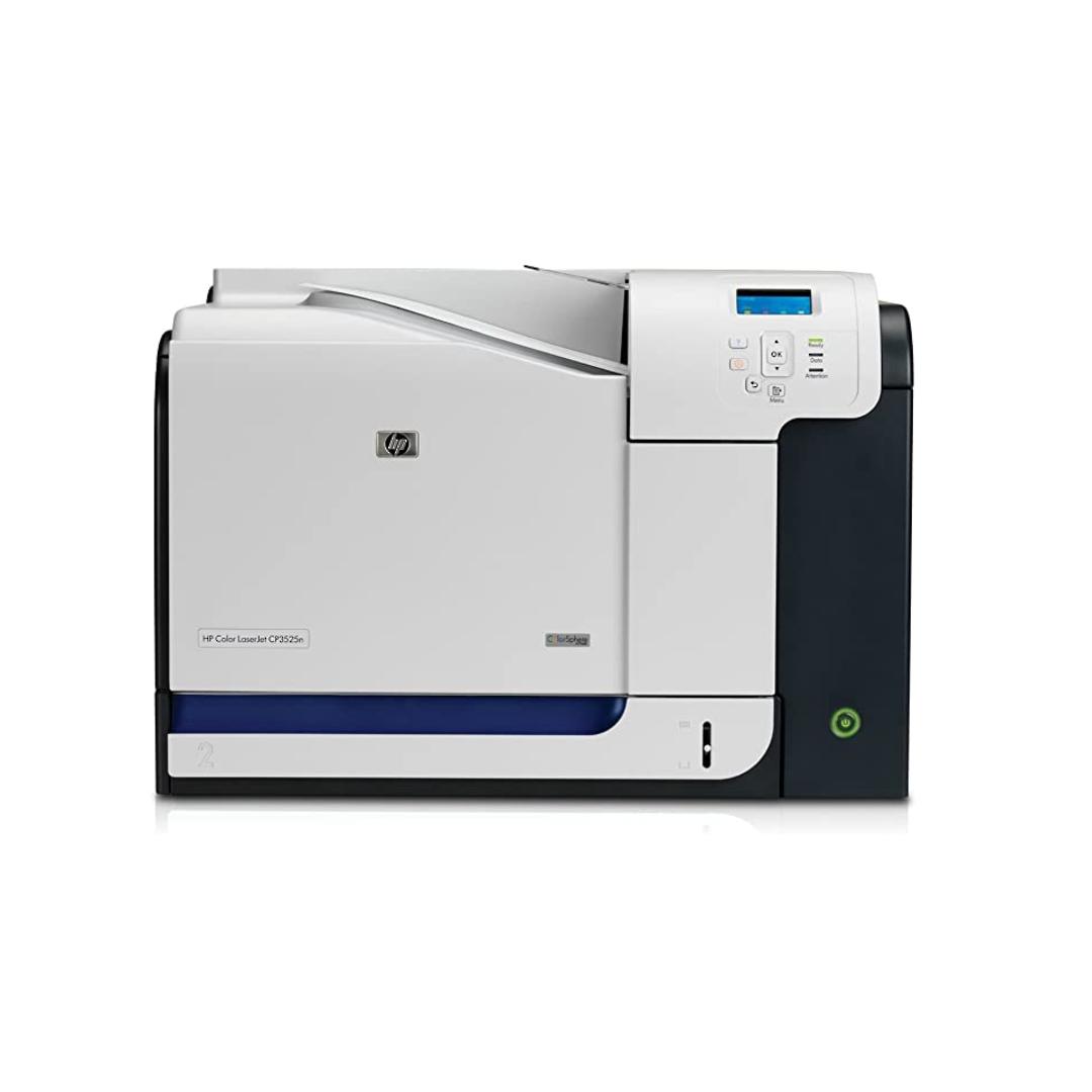 HP LaserJet 3525dn Colour Printer image 0