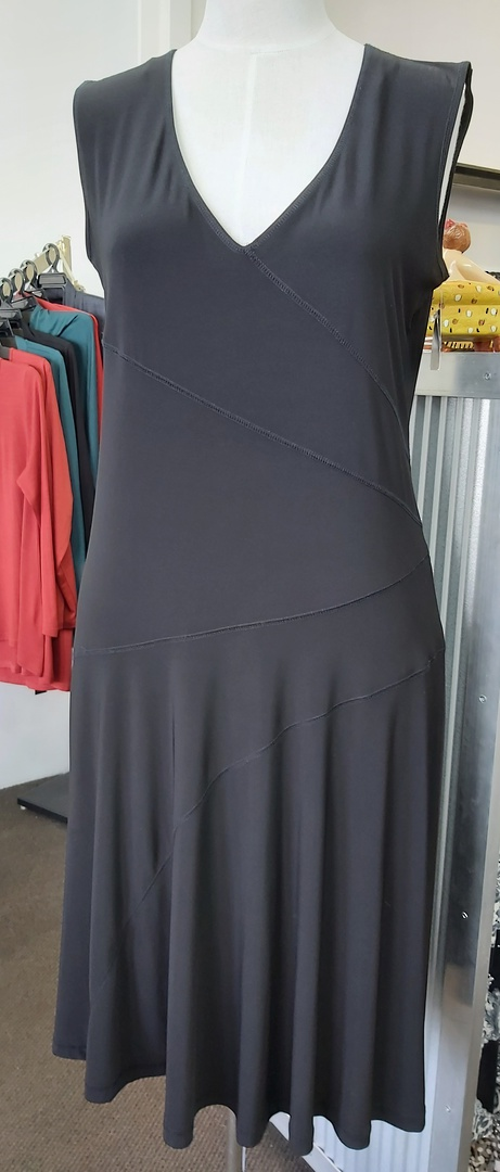 Cashews Sleeveless Tiered Dress image 0