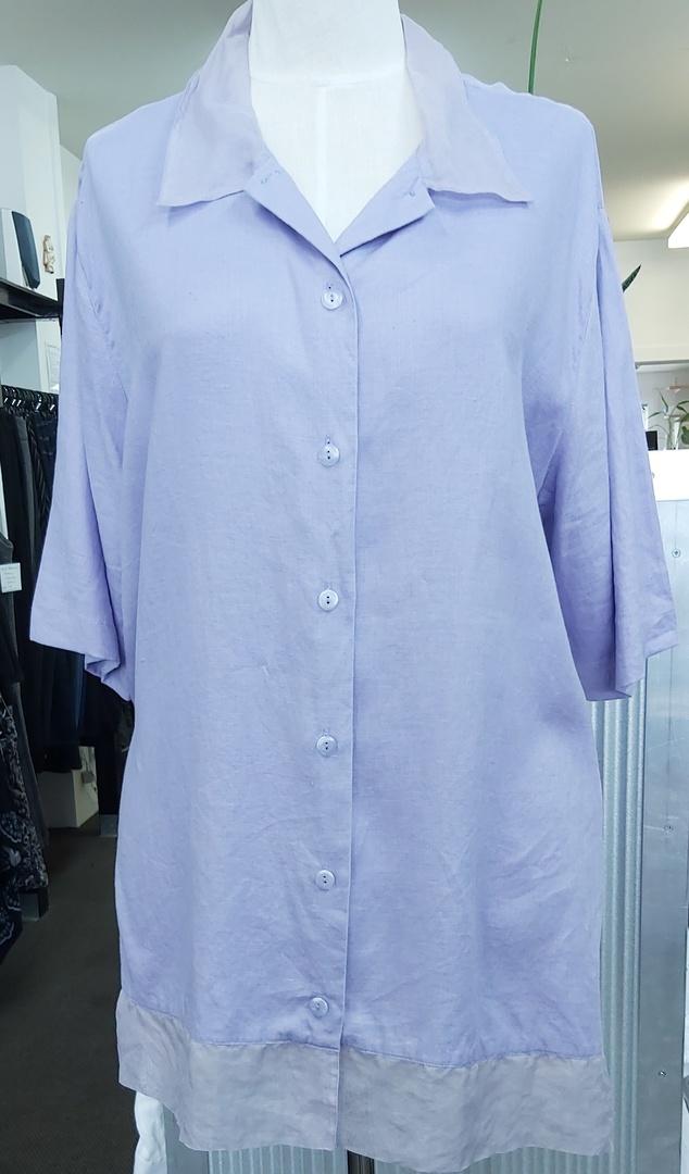 Initial Linen Shirt image 0