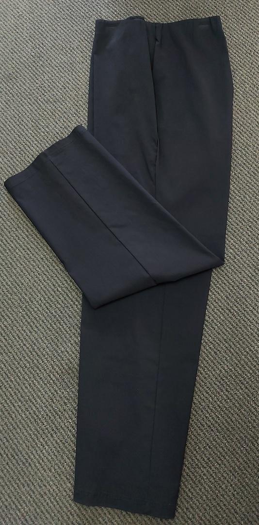 Cashews Flat Band Plain Pants image 0