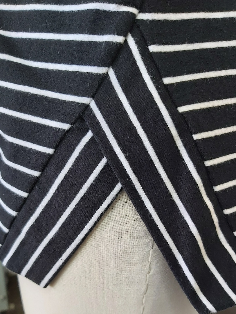 K & K Stripe Tee Shirt image 1
