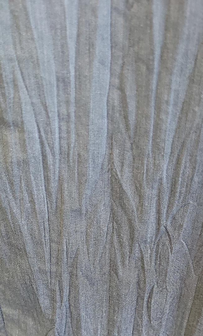 eDesigned  Silver Wide Leg Capri image 1