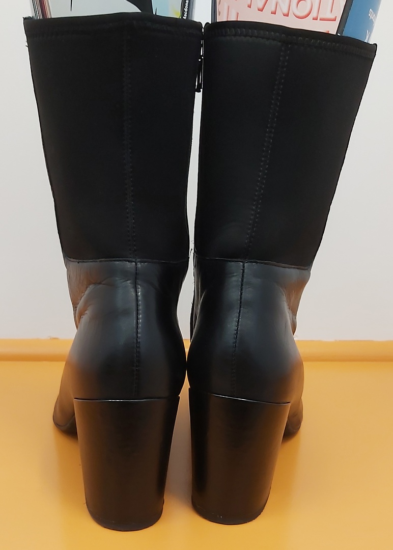 Ziera Leather Boots image 1