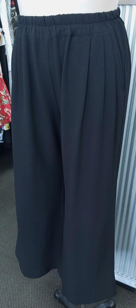 Megan Salmon Dress Wide Leg Trousers image 3