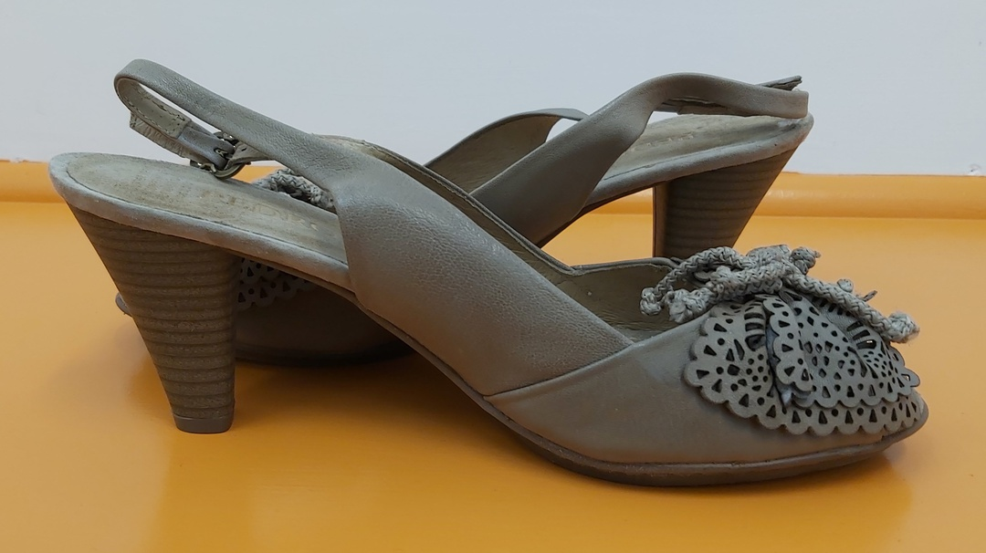 Pedro Miralles Sling Back Shoes image 2