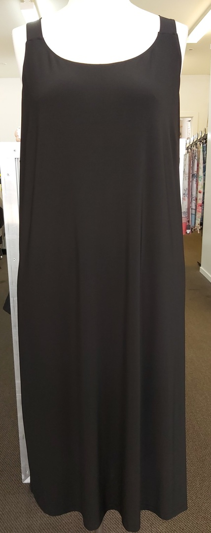 Swish Long Singlet Dress image 0