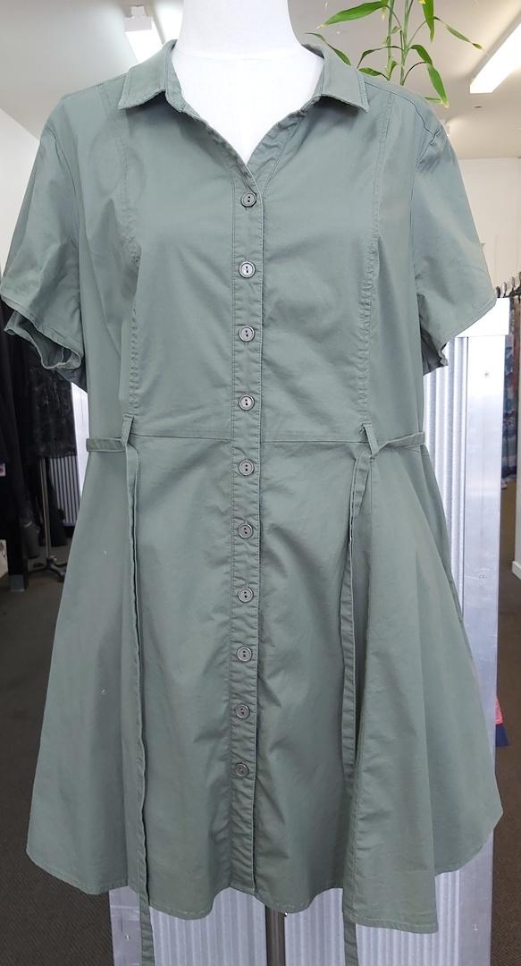 Fervour Shirt Dress image 0