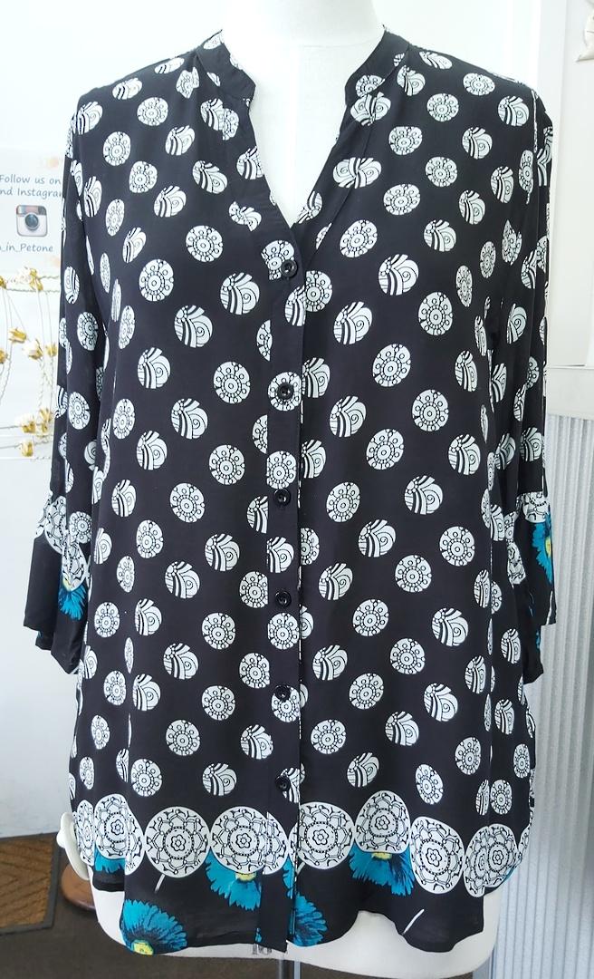 Cordelia Street Bell Sleeve Shirt image 0