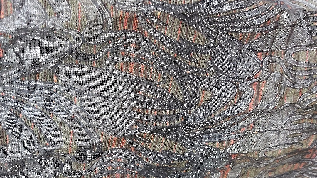 Loden Woven Fabric image 0