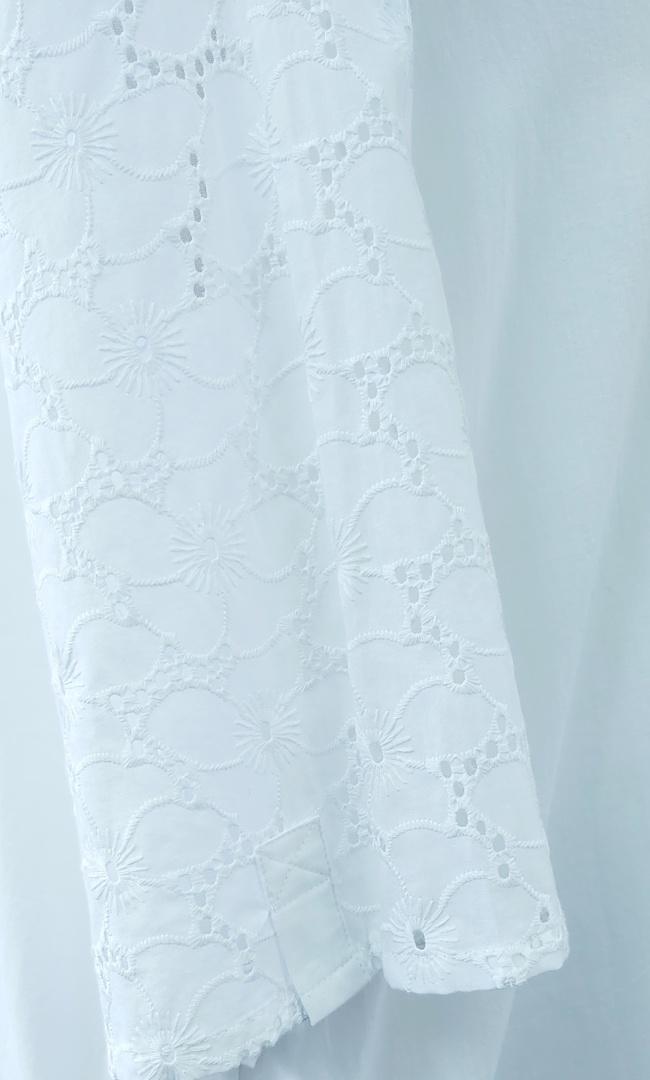 ASOS Curve Cotton Shirt image 4