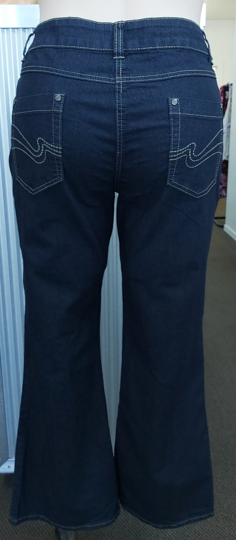 Evans (UK) Boot Leg Jeans image 2
