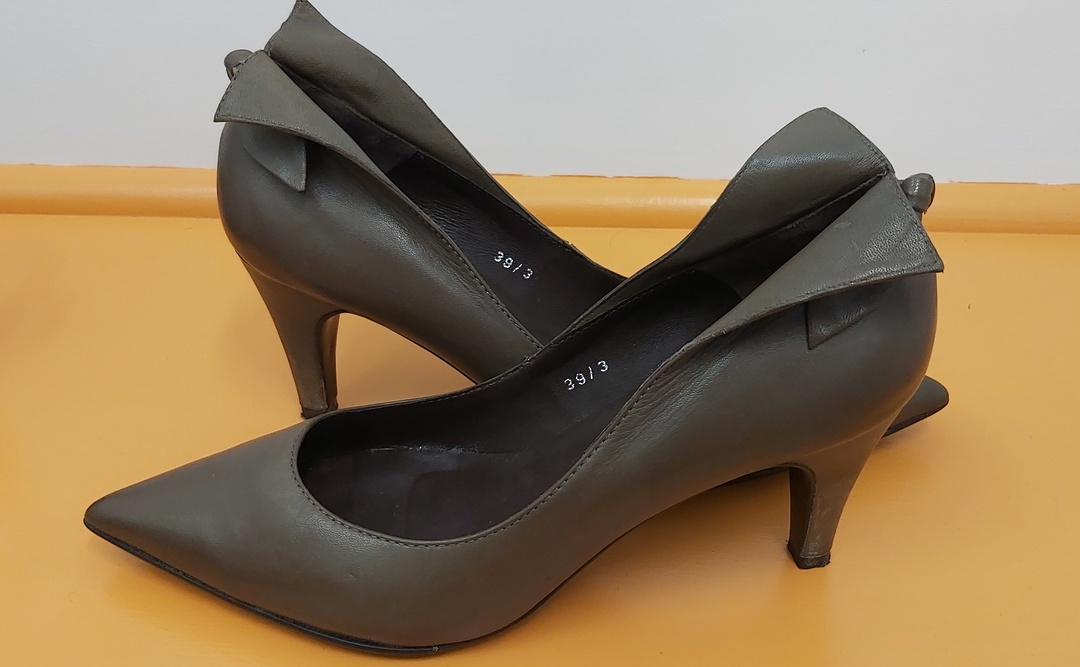 Bruno Premi Coffee Leather Shoes image 2