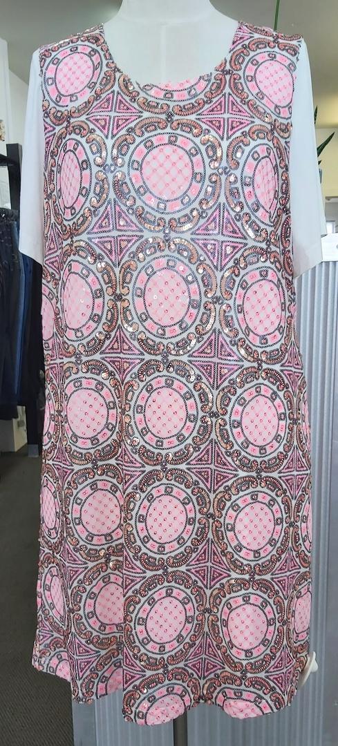 Dressing Room Lined Sequin Dress image 0